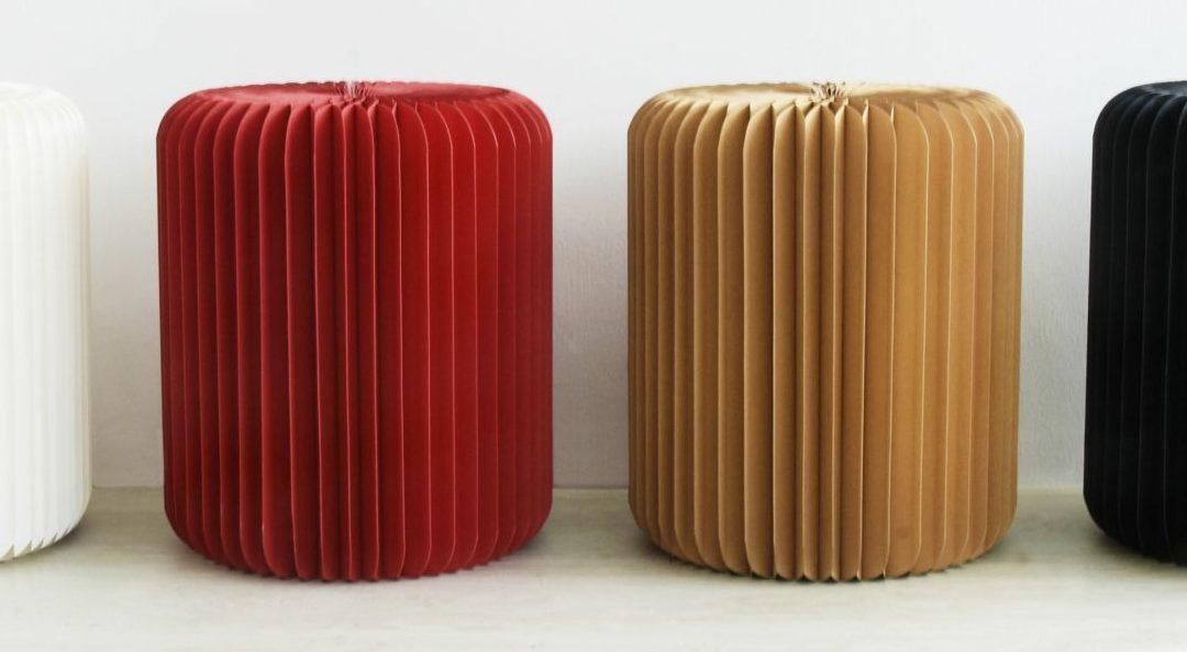 Nieuw: Opvouwbare meubelen van VAUW