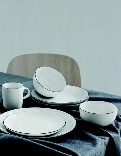 Arzberg porselein - Cucina Colori Black