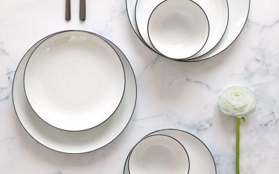 Nieuw van Arzberg: Cucina Colori black & Tric Sunshine