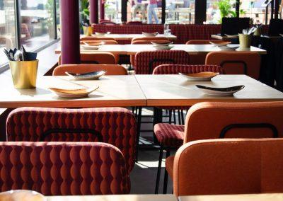 Horecaservies voor restaurant in Tilburg