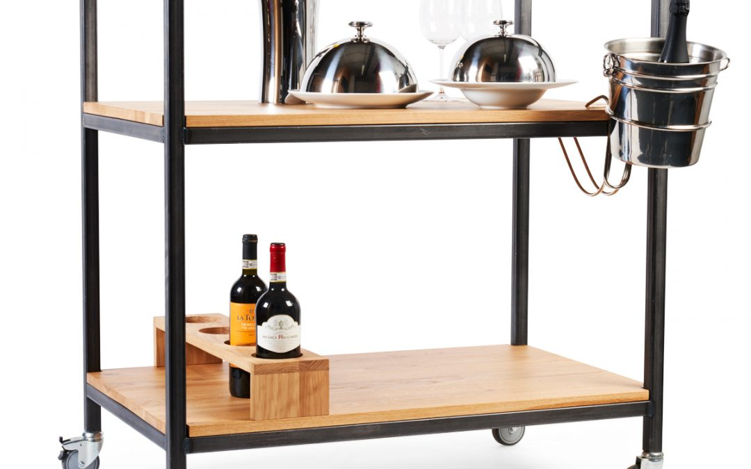 Maatwerk trolley – by Mettre a Table