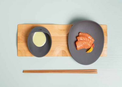 Mettre-a-table-porselein-Cookplay-Jomon-basalt