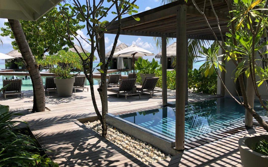 Nieuw project: LUX hotel, Malediven