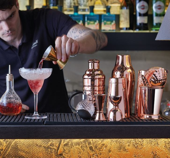Nieuw van Paderno: Bar Selection
