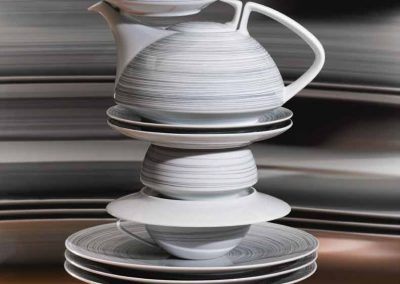 Rosenthal porselein- TAC Stripes 2.0