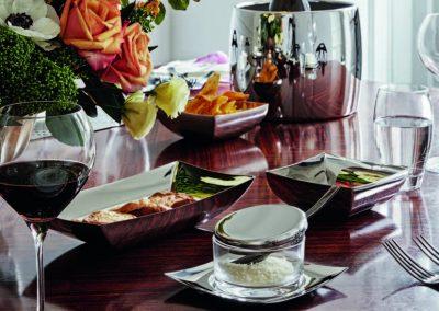 Sambonet Tableware - LineaQ PVD Rum