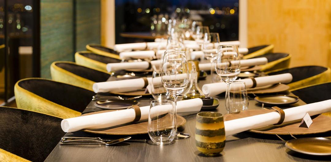 Nieuwe panoramarestaurant Rantree geopend