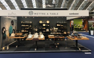 Mettre a Table op Horecava 2019