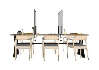 Flexibele bar- of tafelschermen voor de horeca